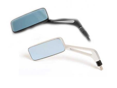 Blue Rectangle Spiegel