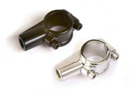 Spiegel-Schelle, Aluminiumguss 7/8 Zoll (22mm) Lenker
