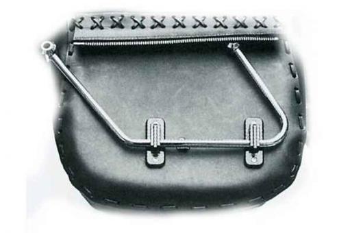Packtaschen Clips