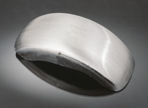 Heck-Fender aus Stahl, Fat Ass, 260mm breit