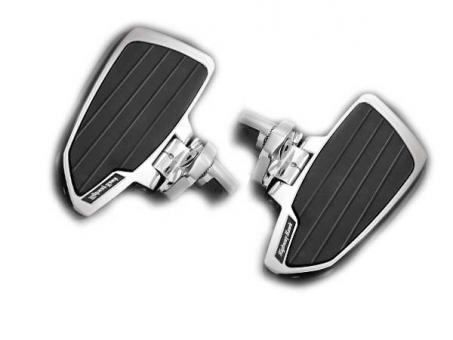 Sozius-Trittbretter Smooth für Suzuki M1800R Intruder