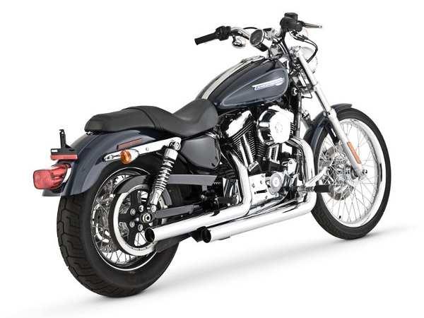 Auspuff F Ef Bf Bdr Harley Davidson Sportster