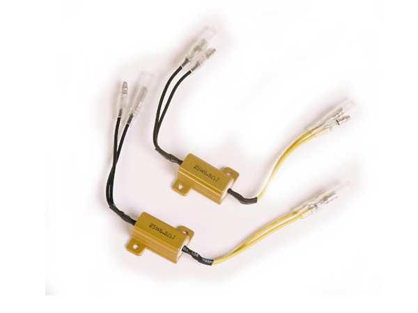 widerstand paar f r led blinker 8 2 ohm 25 watt. Black Bedroom Furniture Sets. Home Design Ideas