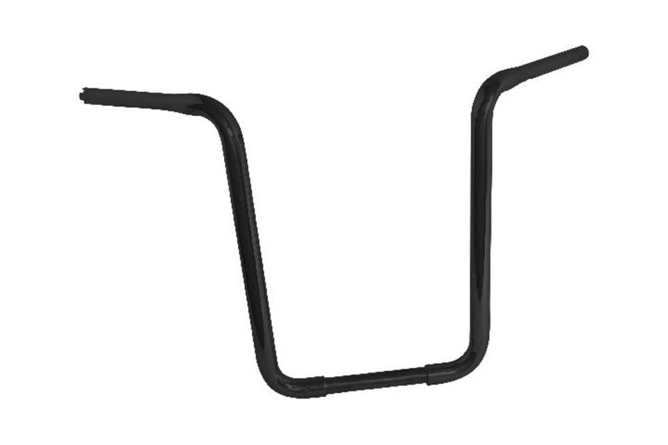lenker narrow ape hanger 32mm schwarz mit t v cruiser. Black Bedroom Furniture Sets. Home Design Ideas