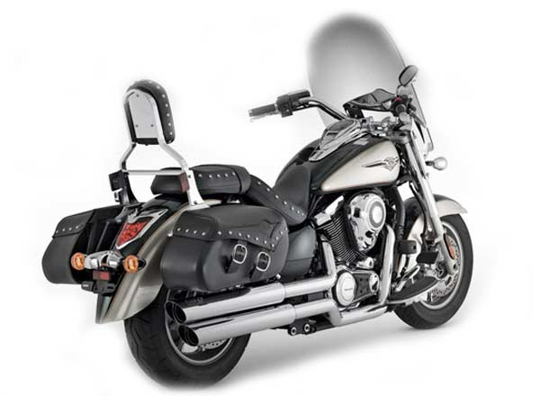 vance hines big shots f r kawasaki vn 1700 vulcan. Black Bedroom Furniture Sets. Home Design Ideas