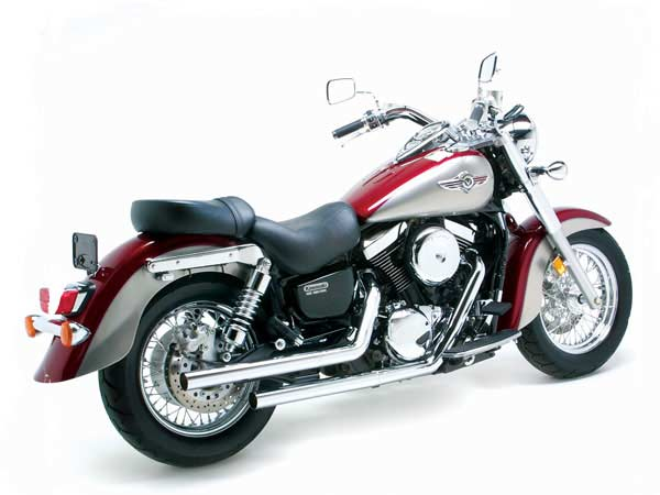 vance hines straightshots f r kawasaki vn 800 modelle. Black Bedroom Furniture Sets. Home Design Ideas