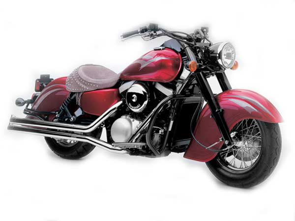 Kawasaki Vulcan Custom Vance And Hines