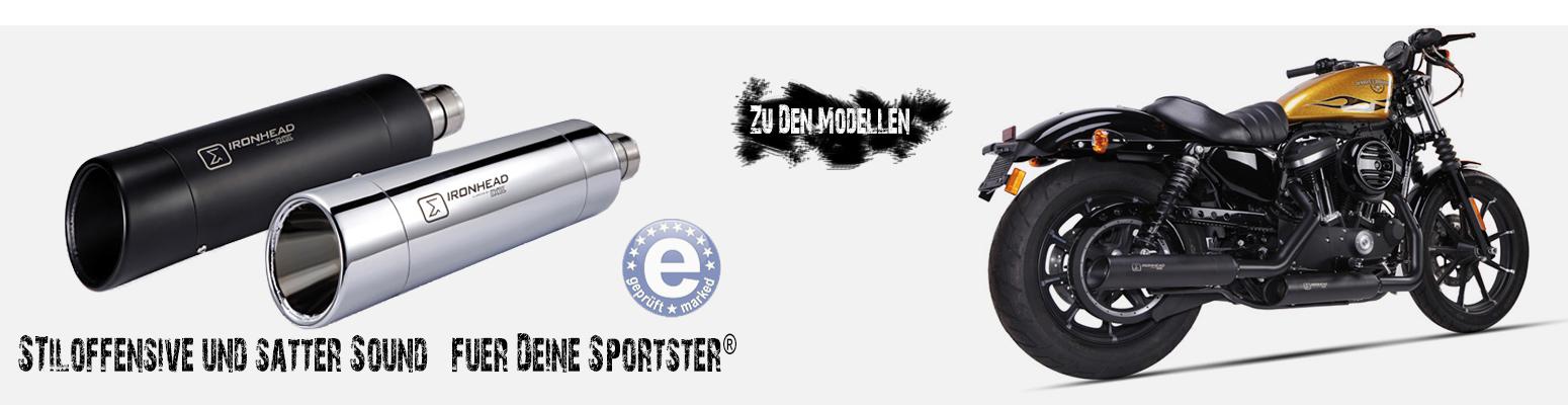 Ironhead Sportster